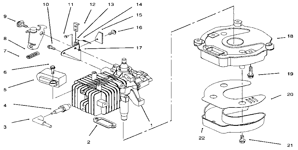 Two Stroke Engine Parts Diagram : 31 Wiring Diagram Images