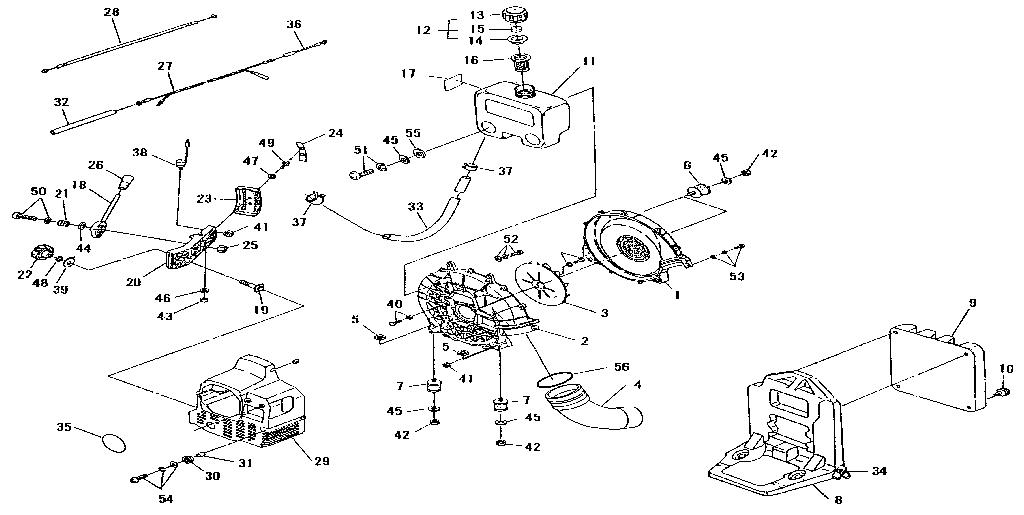 Craftsman Leaf Blower Parts Manual