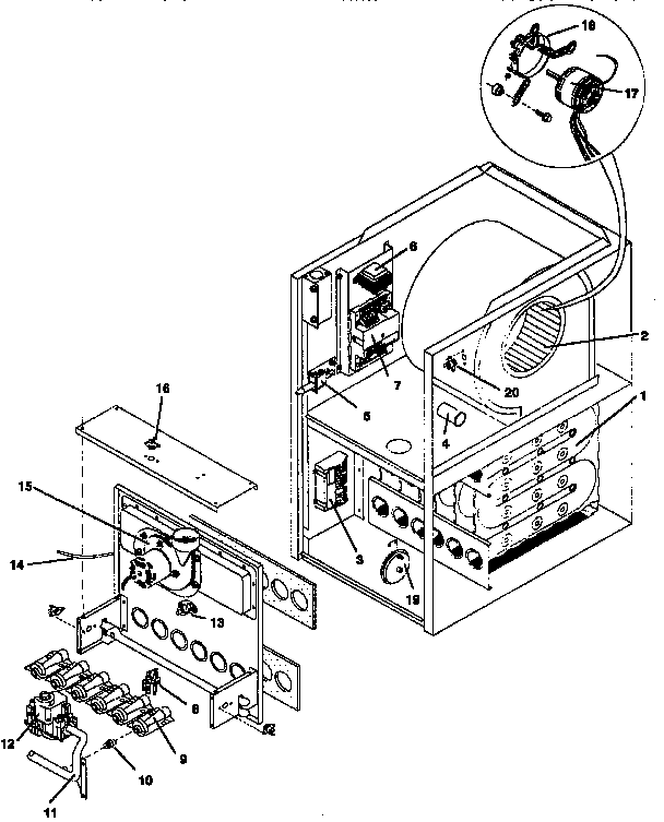 Sears Gas Furnace Wiring Diagram