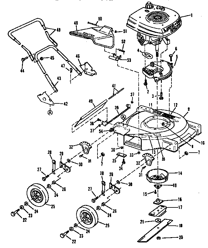 Lawn Boy Mower Parts Engine Diagram, Lawn, Free Engine
