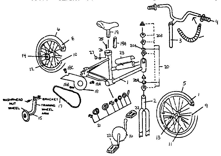 Parts: Bmx Parts