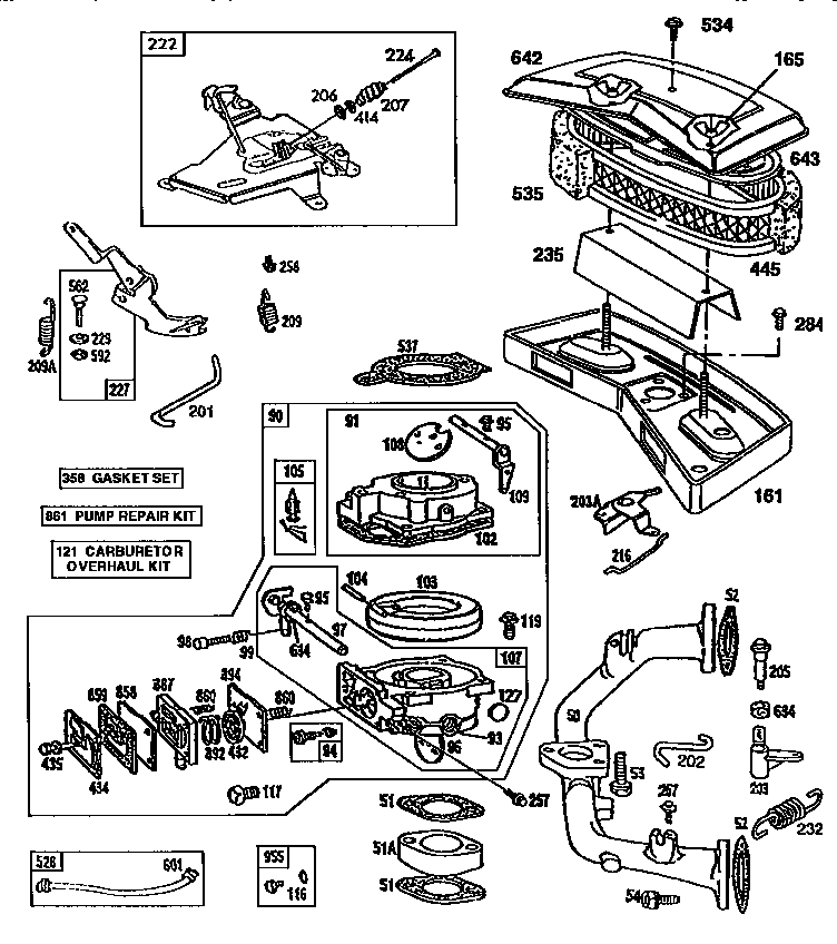 Briggs 16 Hp Vanguard Parts Diagram, Briggs, Free Engine