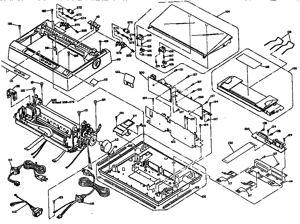 Parts For Epson Printers