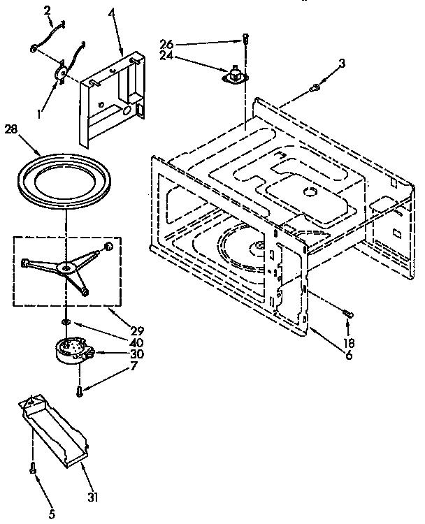 Kitchenaid Schematics