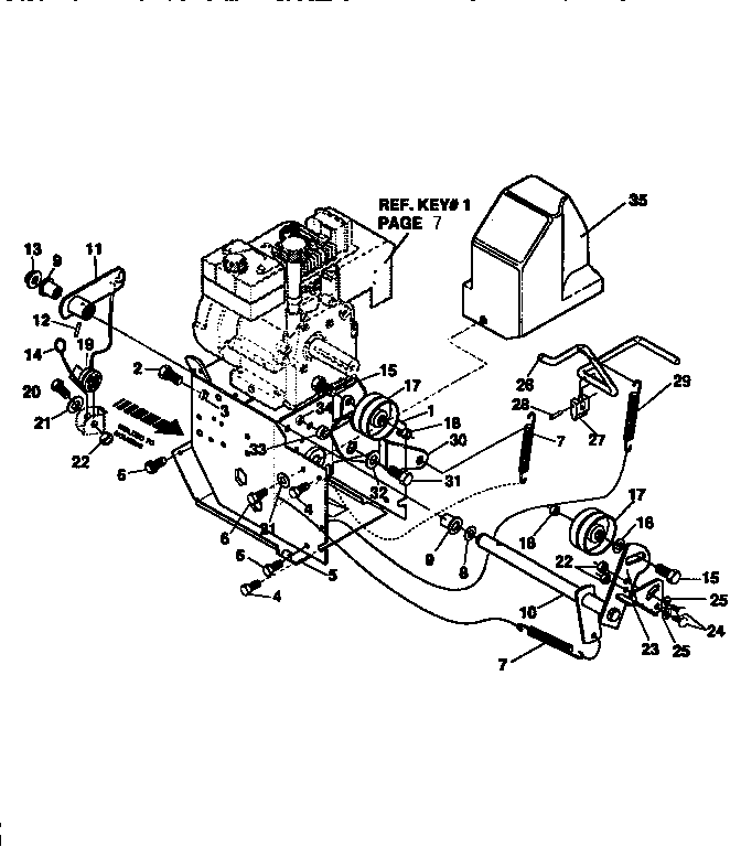Craftsman Snowblower Manual Parts List