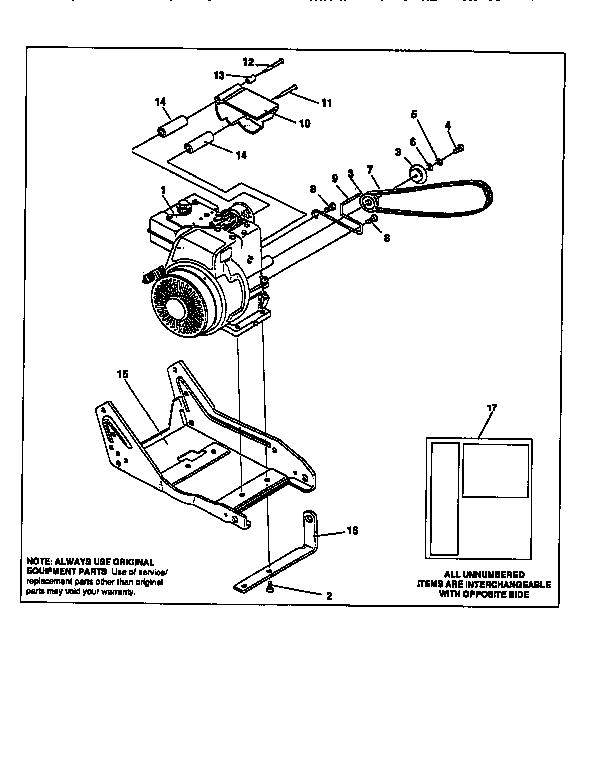 CRAFTSMAN 3.5 Hp Edger Carburetor 632589 (71/143 Parts