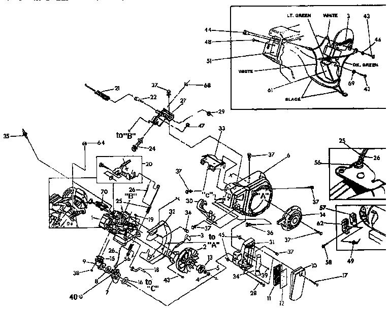 Honda Gc190 Pressure Washer Carburetor Diagram