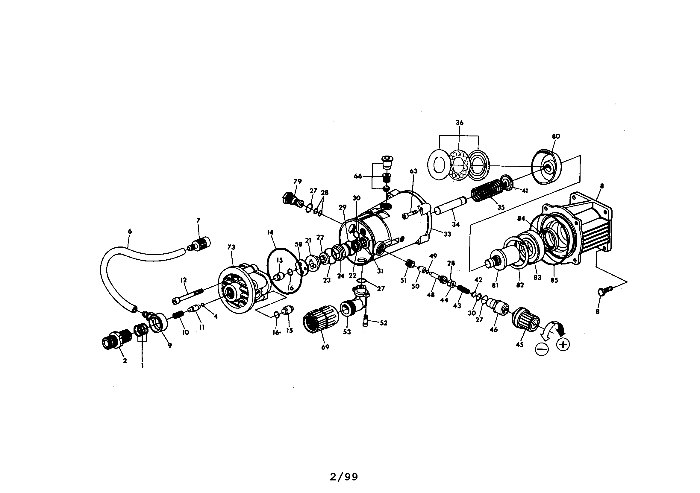 Generac pressure washer pump diagram