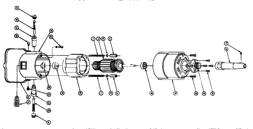 Emerson Electric Motor Parts List