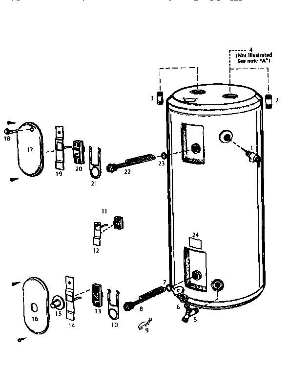 Kenmore Miser 12 Water Heater