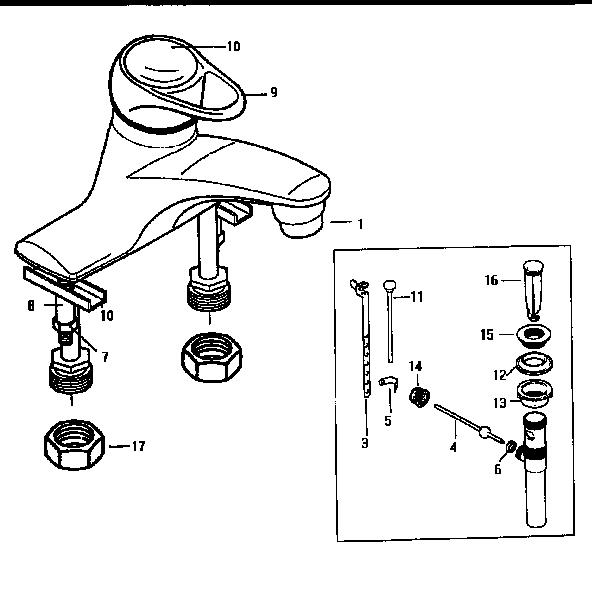 sears 95420626 plumbing parts sears