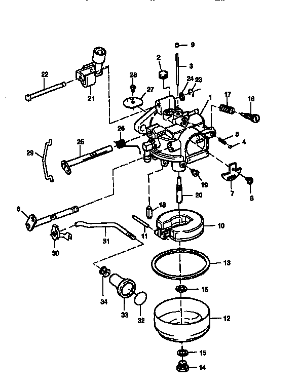 Boat Motor: Gamefisher Boat Motor Parts