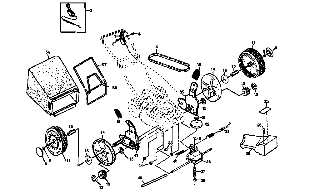 Free coloring pages of lawn mowers