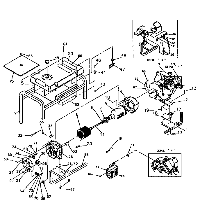 Generac Gp15000e Wiring Diagram