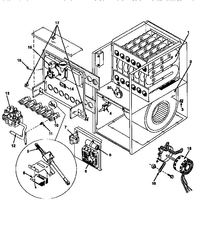 Heil Replacement Parts