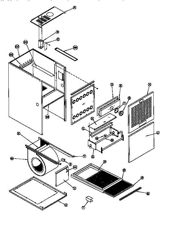Icp Furnace Parts