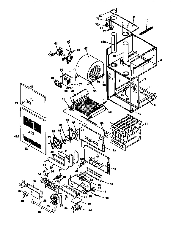 Haier Air Handler Wiring Diagrams