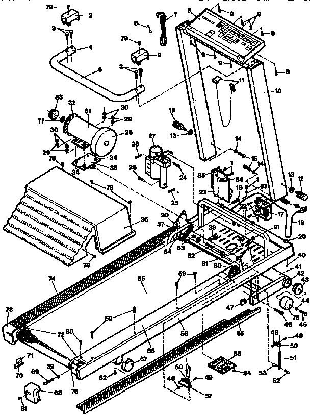 UNIT PARTS Diagram & Parts List for Model im393310 Image