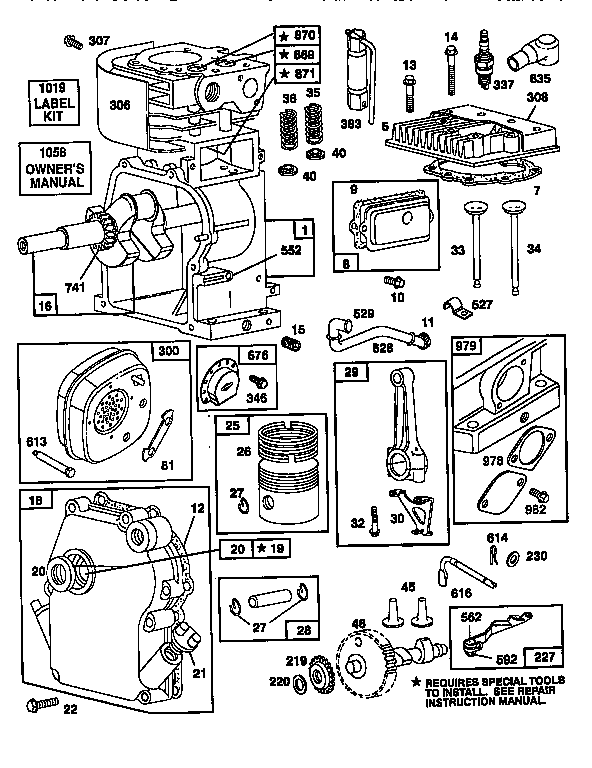 Manual For Honda Cc Engine On Troy Bilt A
