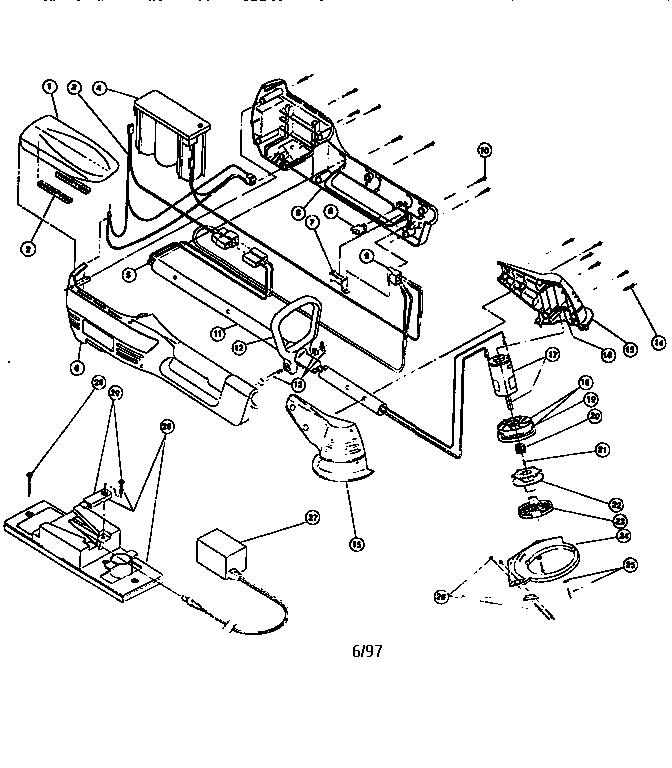 REPLACEMENT PARTS Diagram & Parts List for Model 140R