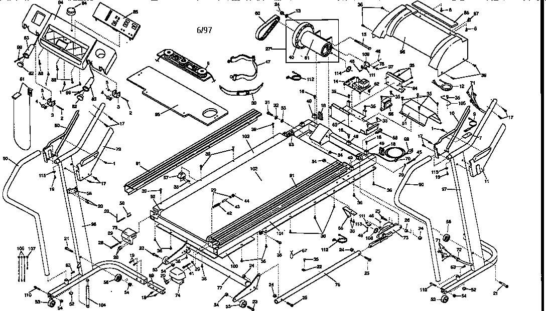 Nordictrack Treadmill Wiring Diagram Residential