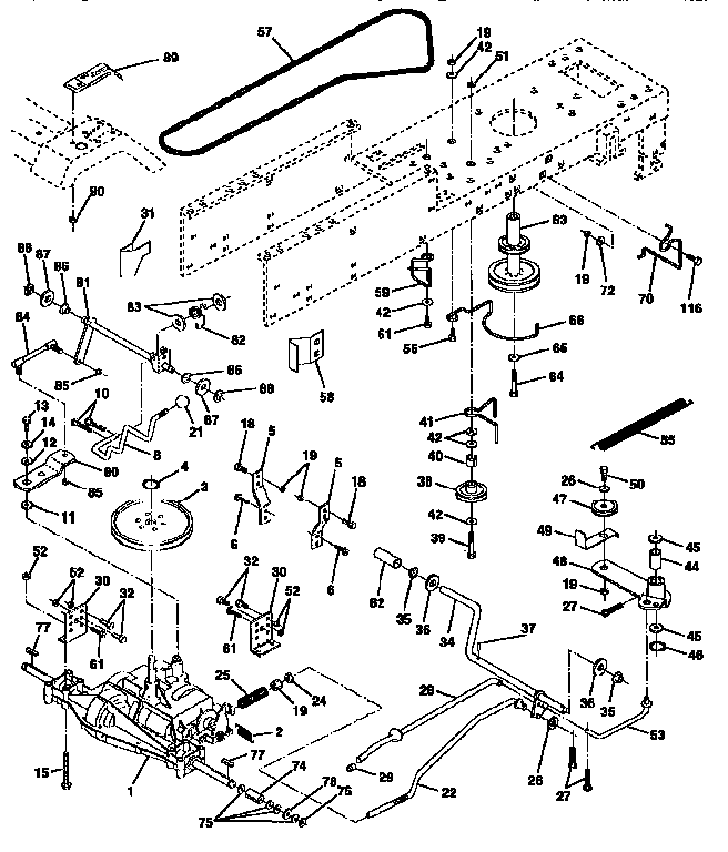Lawn Mower Engine Part Diagram, Lawn, Free Engine Image