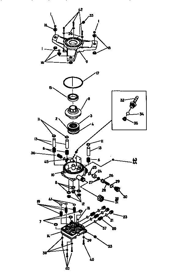 Washer Parts: Vanguard Pressure Washer Parts