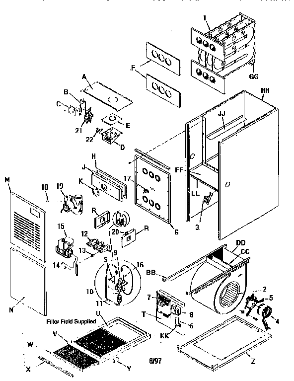 Carrier Thermostat Wiring Diagram 2wire