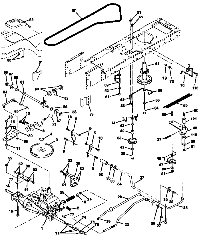 Sears Lt1000 Riding Mower Wiring Diagram, Sears, Free
