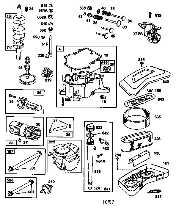 Carburetor Briggs Stratton Engines Parts Diagrams Html