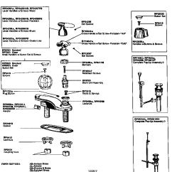Peerless Faucets Repair Diagram 2004 Nissan Xterra Speaker Wiring Model 93621 Faucet Genuine Parts
