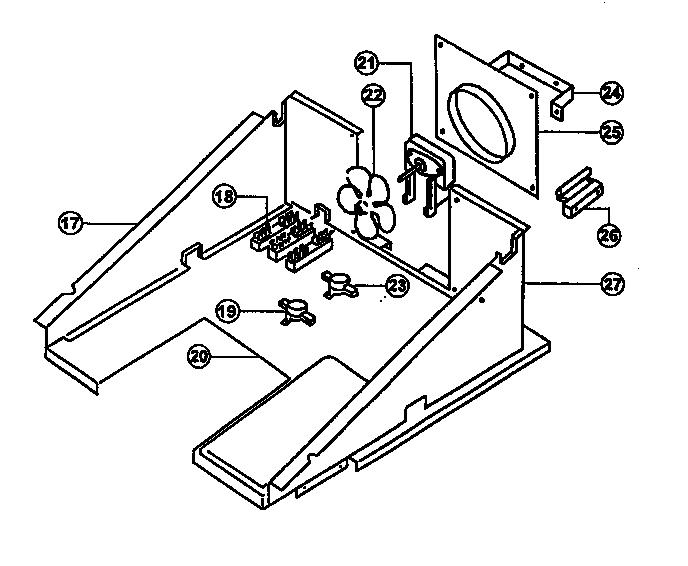 VIKING RANGE CORP. Electric Double Oven Oven doors Parts