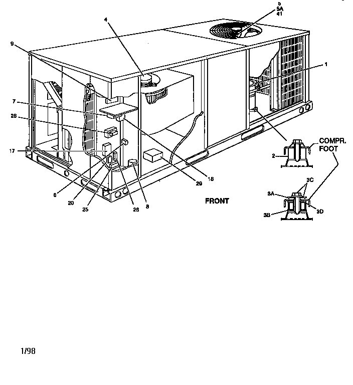 Cooling Unit: York Heating And Cooling Unit