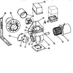 Oil Burner Wiring Diagram 4 Wire 220 Volt Beckett Model Af Furnace Genuine Parts