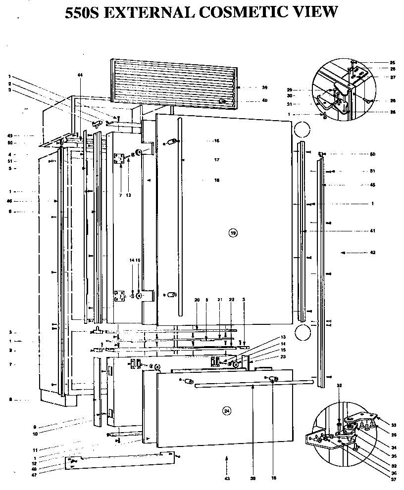 Wiring Diagram: 34 Sub Zero Refrigerator Parts Diagram