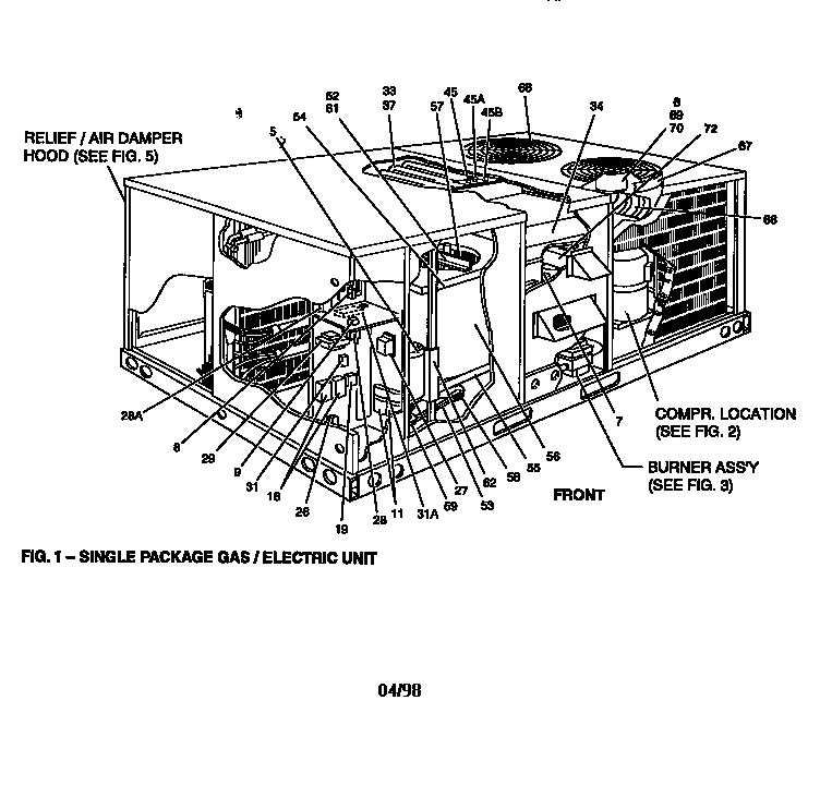 York diamond 90 furnace parts diagram