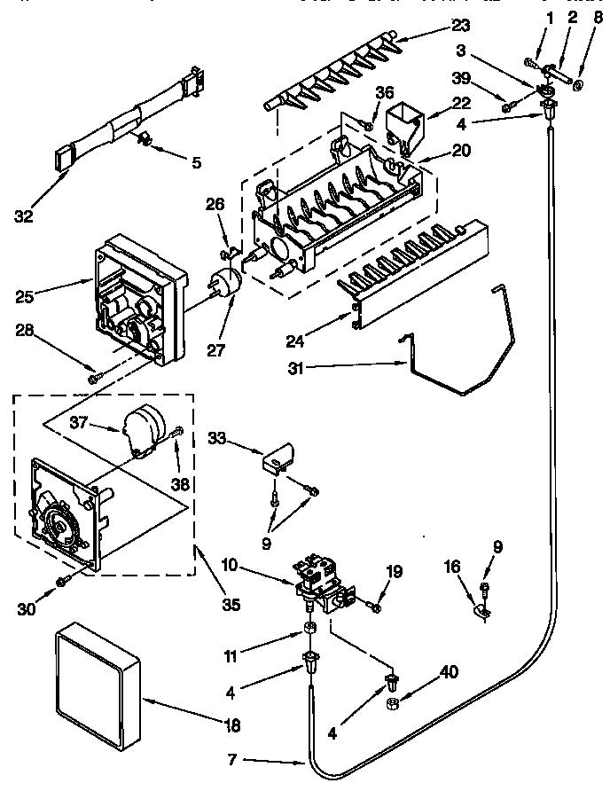 Kenmore Elite Zer Wiring Diagram