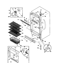 wire schematic for kenmore upright freezer [ 816 x 1023 Pixel ]