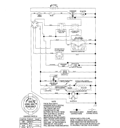 husqvarna lawn tractor riding mower wiring diagram [ 1725 x 2223 Pixel ]