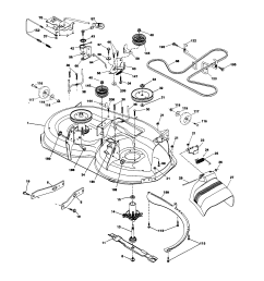 husqvarna riding mower part diagram [ 1715 x 2216 Pixel ]