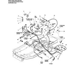 craftsman model 107289860 lawn riding mower rear engine genuine partszts 6000 belt diagram 18 [ 1696 x 2200 Pixel ]