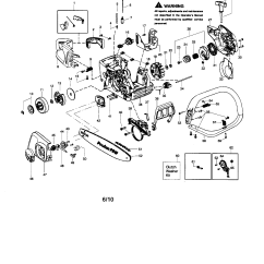 Poulan P3314 Chainsaw Parts Diagram 91 Civic Stereo Wiring Pp4218avx Free Engine