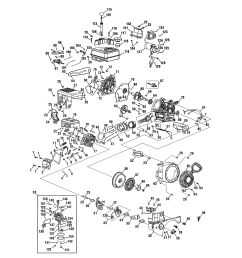 mtd 265 su engine diagram [ 2550 x 3300 Pixel ]