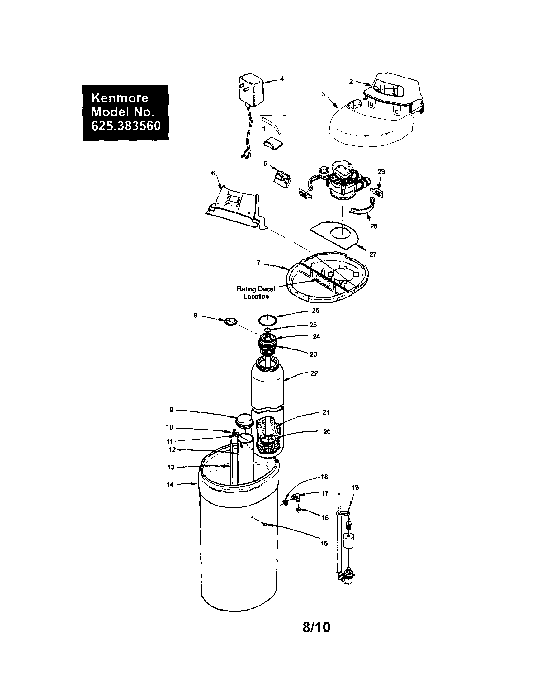 Water Softener: Ge Water Softener User Manual