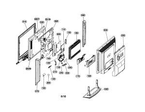LG LCD TV Parts | Model 42lp1duaapusll | Sears PartsDirect