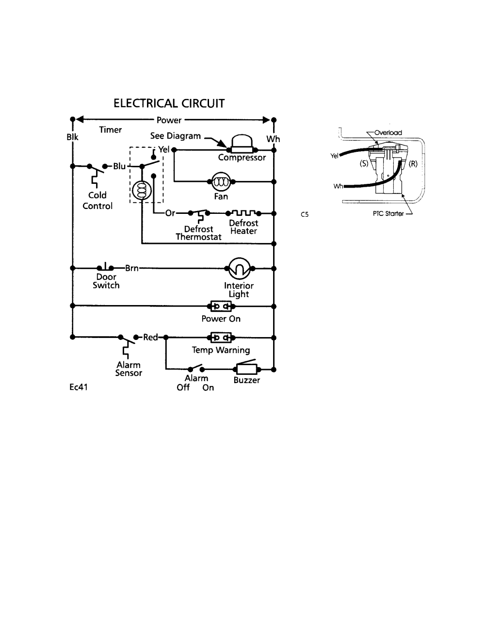 medium resolution of wiring diagram of freezer wiring diagram showwiring diagram for freezer wiring diagram inside wiring diagram true