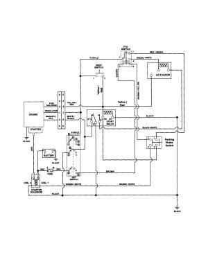 Scotts S1642 Riding Mower Wiring Diagram | Wiring Diagram