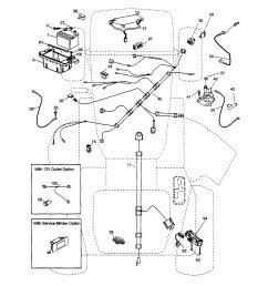 ariens 96046001100 electrical diagram [ 1717 x 2218 Pixel ]