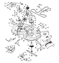 ariens 936042 mower deck diagram [ 1696 x 2200 Pixel ]