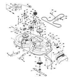 116 john deere lawn tractor wiring diagram [ 1714 x 2215 Pixel ]